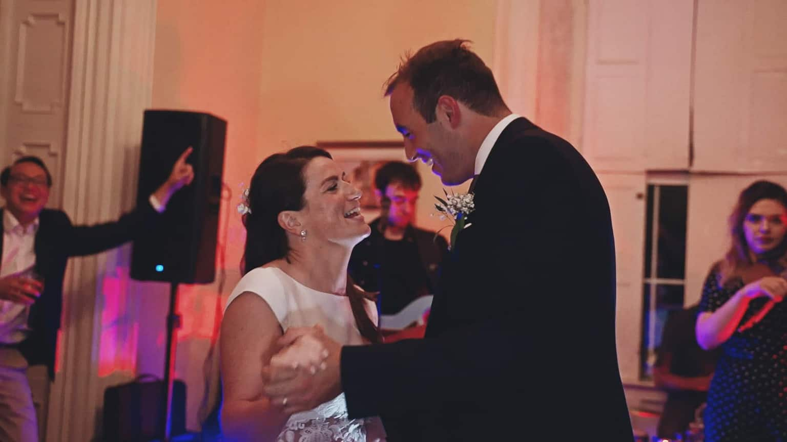 First dance in ballintaggart house