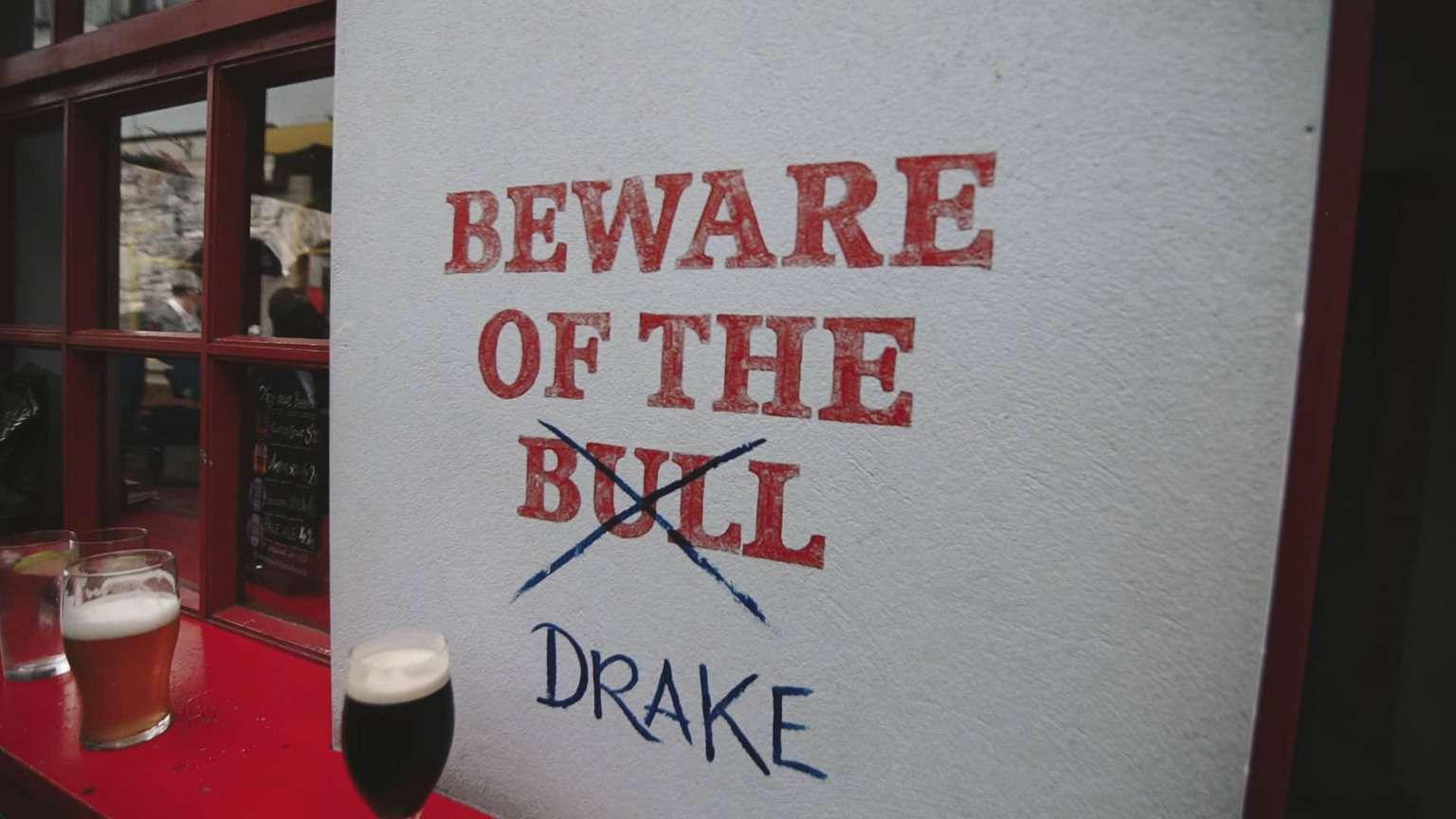 Beaware of the Drake board.