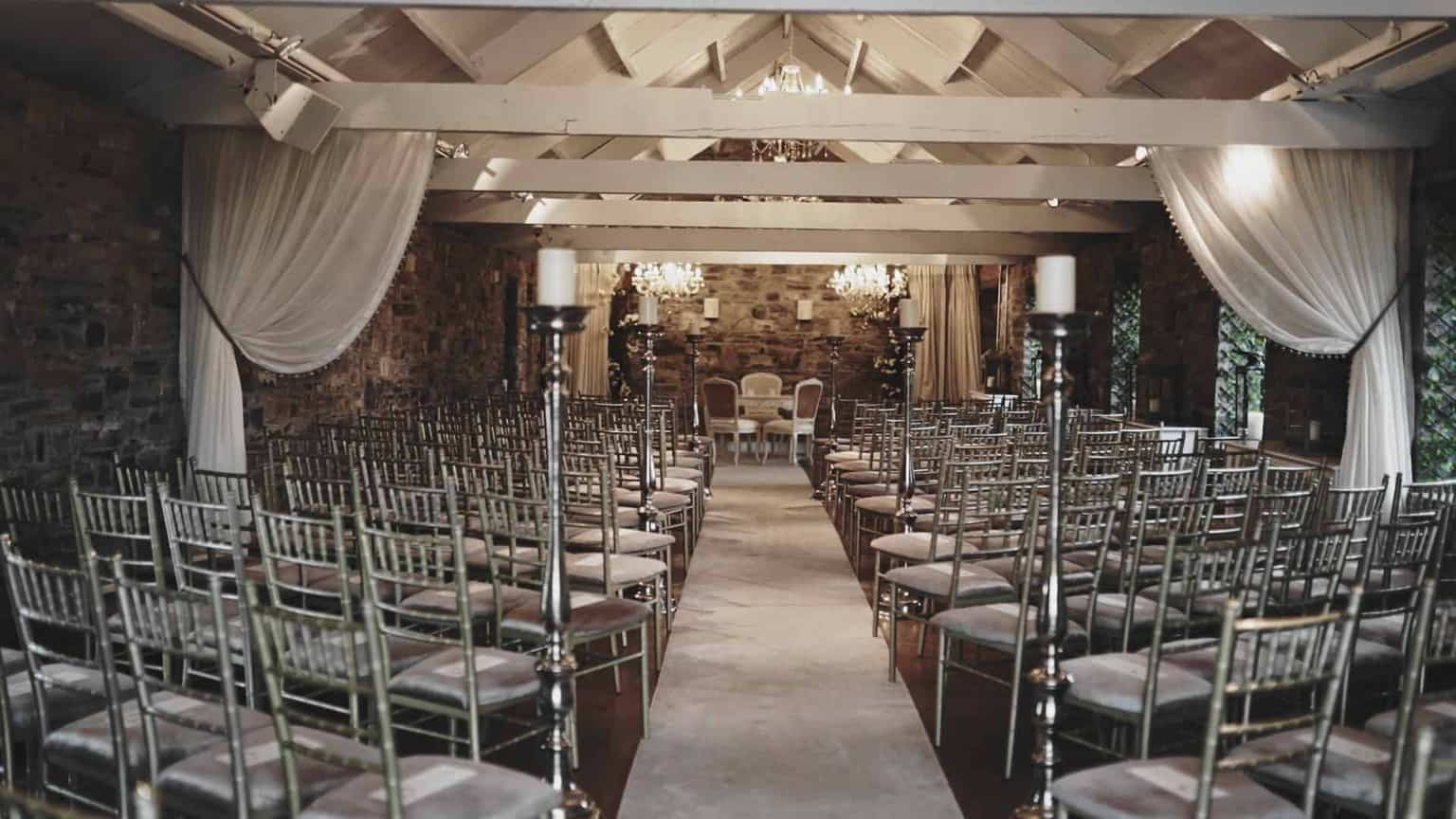 Mill Loft ceremony room in Ballymagarvey