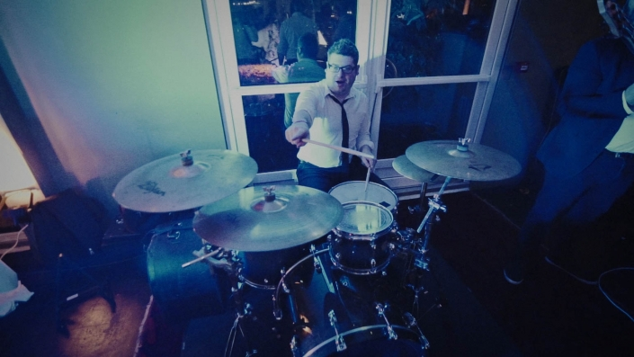 drummer in Tinakilly House