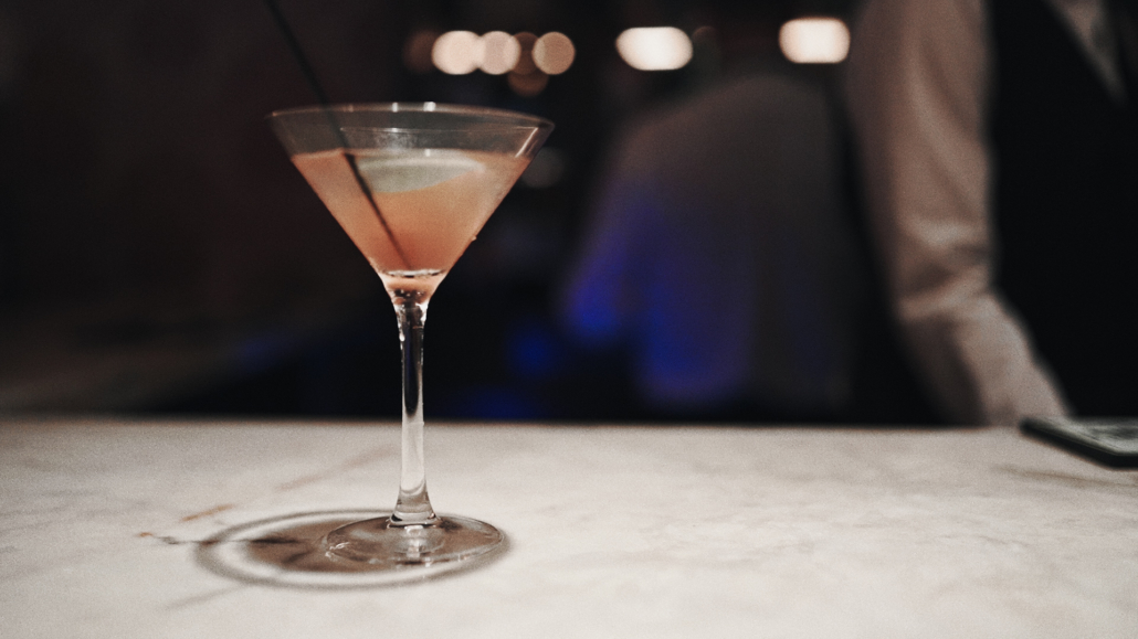Drink reception.