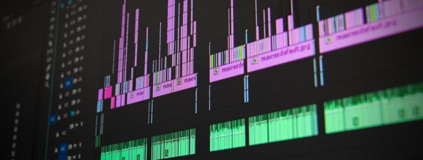video editing service ireland