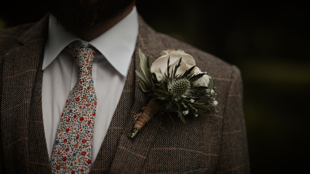 buttonhol flower