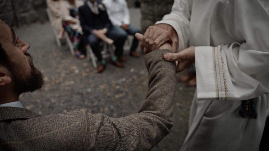 dancing hand tradition