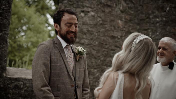 wedding vows exchange