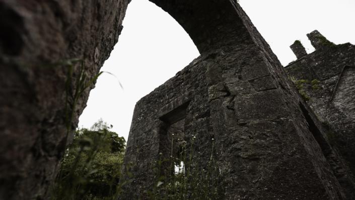 Memorial Church ruin